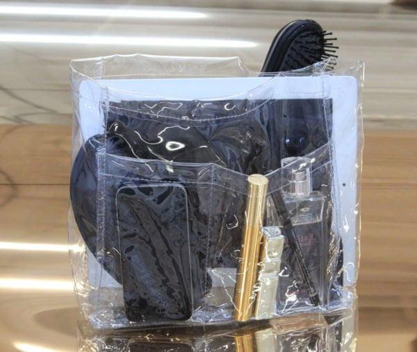 сумка в сумке из силикона