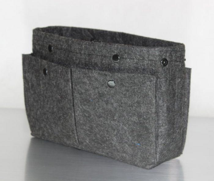 сумка органайзер из войлока